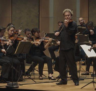 Les Dissonances : Concerto pour Violon de Tchaïkovsky